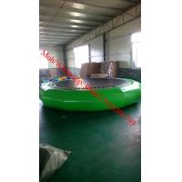 cheap inflatable water trampoline  inflatable floating water park water park toys Manufactures