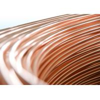 Copper Coated Budy Tube 4.76mm X 0.65mm Condenser Tube Manufactures