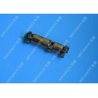 Rectangular Board In Wire To Board Connectors Brass Environmental Protection Manufactures