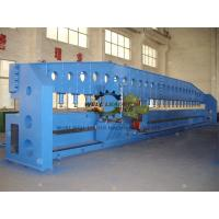 Steel Plate Beveling Edge Milling Machine  /  CNC Milling Machines Double Head 7.5KW Manufactures