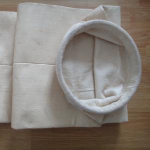 Nomex filter bag for cold mix asphalt plant dust collector Manufactures