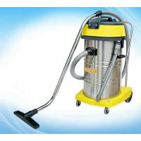 Quality 80L Wet And Dry Vacuum Cleaner / Room Service Equipments With Stainless Steel for sale