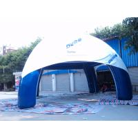 Large Spider Tight Inflatable Party Tent Advertising With Four Legs Manufactures