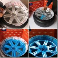 Glossy / Matte Plasti Dip Rubber Coating SprayPaint Safety With Weather Resistance Manufactures