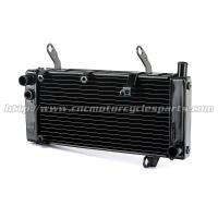 Quality Aluminum Motobike Motorcycle Radiators Radiator For SUZUKI SV1000 SV1000S for sale