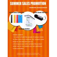 Summer Sales Promotion! Manufactures