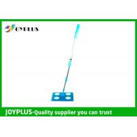 Hot sell household cleaning  mop with telescopic handle Flat mop with aluminum handle Manufactures