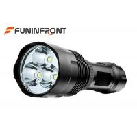 30W High Power 300 Meters Long Range Outdoor 3T6 CREE LED Torch Flashlight