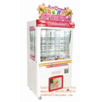 Coin Operated Arcade Push Win Classical Prize Gift Machine For Sale Best vending machine supplier Manufactures