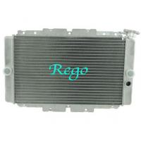 Aluminum Material ATV Replacement Radiator , 24mm Core Thickness Yamaha Rhino Radiator Manufactures