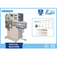 Copper And Aluminum Tube Flash Butt Welding Machinery , Resistance Butt Welders Manufactures