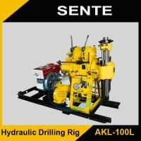 Your best choise AKL-100L ground hole drilling machines Manufactures