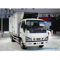 ISUZU 4 X 2 3 Tons Food Refrigerated and Freezer Truck Manufactures
