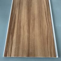 Quality Environmental Wood Grain Laminate Sheets For Cabinets 7mm / 7.5mm / 8mm Thickness for sale