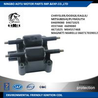 CHRYSLER DODGE EAGLE MITSUBISHI PLYMOUTH Ignition Coil 04609080 04671025 4557468 Manufactures