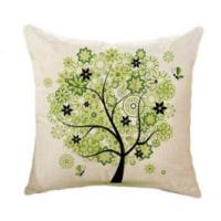 OEM Accepted Soft Sofa Chair Cushion Customized Printed Woven Technics Manufactures