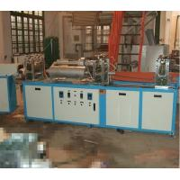 Flat Blow Film Making Machine With Tubular Electrical Heater SJ35x25B Extruder Type Manufactures