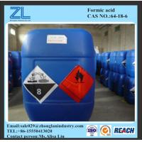 Formic Acid for feed industry Manufactures