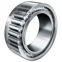 Brass Steel Heavy radial Cylindrical roller bearings machine tool, electric machine Manufactures