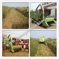 Forage grinding machine pasture silage machine corn stalks silage machine Manufactures