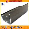 Oxidation Aluminum Heatsink Extrusion Profiles High Film Adhesion Manufactures
