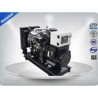 32Kw / 40Kva ISUZU Diesel Engine Generator Set With Single Or Two Bearing Construction and Stamford Alternator Manufactures