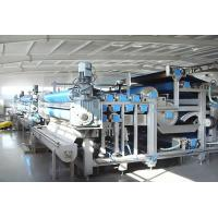 5T / H Gable Top Carton Package For Apple Juice Processing Line Manufactures
