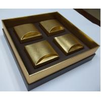 Promotional Mooncake Gift Box, Moon Cake Boxes 12 * 12 * 3 Inch For Restaurant Manufactures