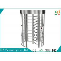 Automatic B - Direction Full Height Turnstiles , Slot Reader access control turnstiles Manufactures