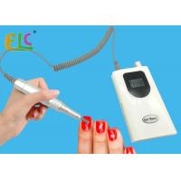 Portable Electric Nail Drill Machine with Rechargeable Battery 35000RPM Pen Shape Manufactures