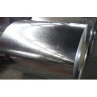 Pre - Painting Cold Rolled Galvalume Steel Coil With Zinc Coated Manufactures