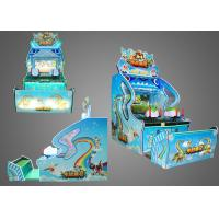China Visual 3D Screen Water Shooting Arcade Video Game Machines For English Version / Edition on sale