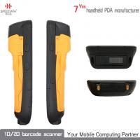 China USB Windows Handheld PDA Devices QR Code Portable Barcode Scanner Bluetooth GPS on sale