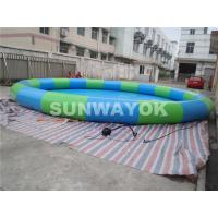 Hexagon Fire-retardant Portable Swimming Pools Summer For Cool Manufactures