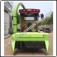 Self propelled grain stalks silage machine self propelled pasture harvester Manufactures