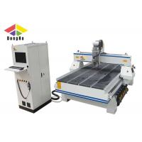 Double Color Plate Three Axis CNC Engraving Machine / 3 Axis CNC Router Manufactures