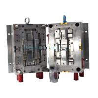 China Car Plastic Parts Mould Auto Injection Mould With Transparent PC Material on sale