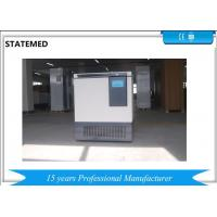 China Cryogenic Medical Deep Freezer 128L Top Open For Biological Lab / Blood Bank on sale