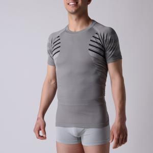 Seamless short sleeve for men,  XLSS001 Manufactures