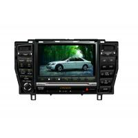 DVD GPS Navigation System For Toyota Cars Real Time Clock Function Manufactures