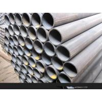 Hot Rolled Round Carbon Steel Pipe 0.5 mm - 25 mm Thickness Black And Color Painting Surface Manufactures