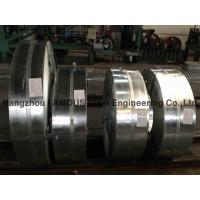 China Cold Rolled Hot Dipped Galvanized Steel Strip Galvanized Steel Coil 600mm - 1500mm Width on sale