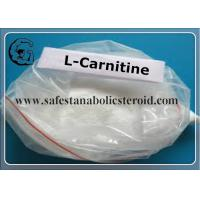 99% Purity L-Carnitine Fat Loss Hormones 541-15-1 L-Carnitine For Adult Manufactures