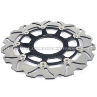 296mm Front Motorcycle Brake Disc Rotors CB900F 2002-2006 For Honda Parts Manufactures