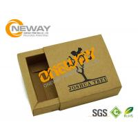 China Kraft Paper Gift Custom Printed Apparel Boxes Cardboard Paper For Shirt on sale