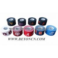 100% Cotton Fabric Adhesive Printed Athletic Strapping Tape / Coloured Sports Tape Manufactures