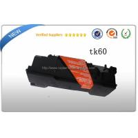Black Color Copier Kyocera FS1800 / 3800 Toner Cartridge TK60 800g 20000 Pages Manufactures