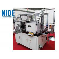 Armature Rotor Automatic Winding Machine With Air Pressure 0.5 - 0.7 Mpa Manufactures