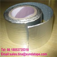 Aluminum Coating Self Adhesive Roofing Sealing Tape for Building Waterproofing Material Manufactures