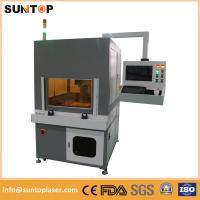 20W fiber laser marking machine metal laser marking machine safety standard Manufactures